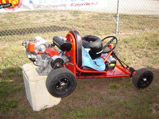 Black Dog Vintage Racing